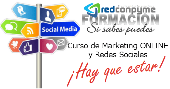 cursos marketing on line redconpyme