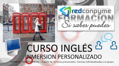 CURSO de Inglés Mallorca INMERSION personalizado