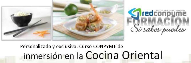 Curso Cocina Oriental personalizado y exclusivo