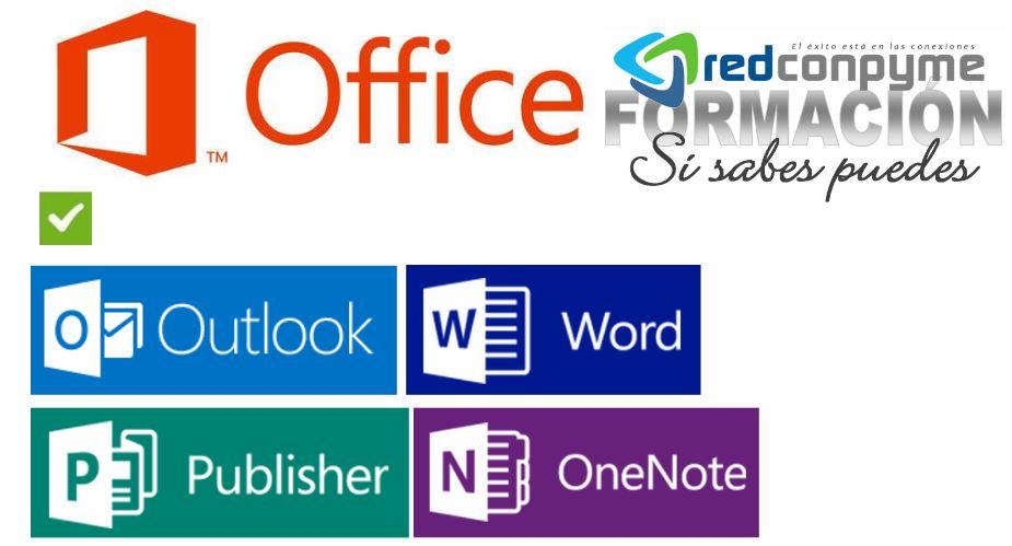 Cursos de Office 365 y Office2016 para productividad en la oficina