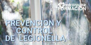 Curso legionella Mallorca oficial prevención riesgos higiénico-sanitarios