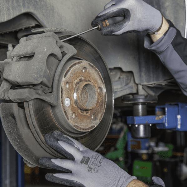 curso talleres de reparación de vehículos 20h Alcalá henares